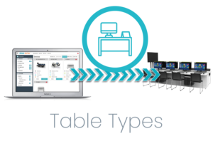 zioxi onview table occupancy sensing supported table types